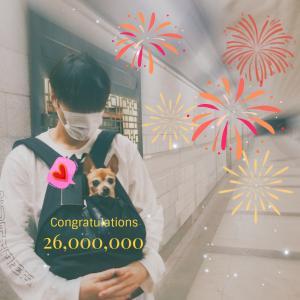 """IGフォロワー2,600万人突破!&ファン狂喜の秋!""""韓流キング""""イ・ミンホ祭り他諸々"""