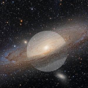 星との対話(笑)~土星、木星、冥王星に聞いてみた