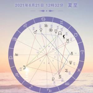 2021夏至と木星の逆行開始~助け合い、才能を出し合うことで起こる幸福な循環