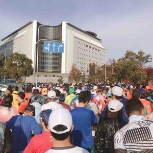 大阪マラソンレポ<2>~ハーフまで。あと半分しか走れません~
