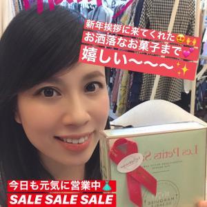 【渋谷販売会】遊びに来てくれて嬉しい!
