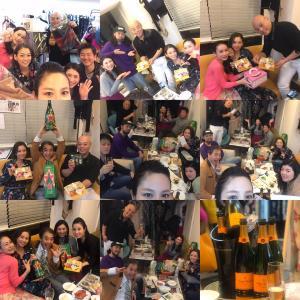 チームWapiNaruのお誕生日会でした!