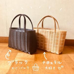 手持ちのバッグは2種類