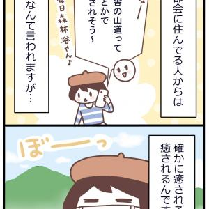【漫画】田舎の散歩道