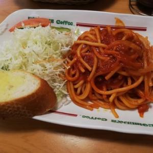 コメダのスパゲッティ ナポリタン