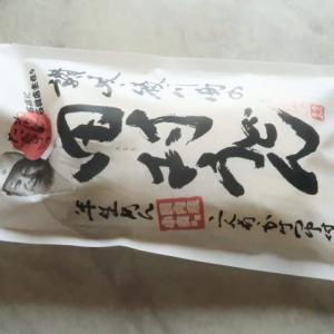 田村うどんを釜玉山にして食べようとしたら、自然薯を掘り始めて食べるまでまで1時間半もかかってしまった (2020/11/22)