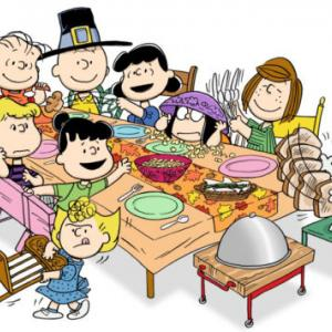 Wish y'all a very happy Thanksgiving!