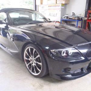BMW Z4 エアコン不良&トゥーラン タイミングベルト交換!!