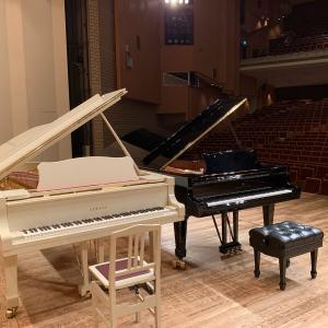 超高級ピアノを弾いてきました!