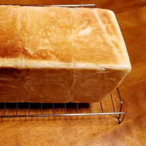 高級食パンを作ってみました