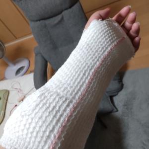 全治2週間の負傷⤵︎⤵︎