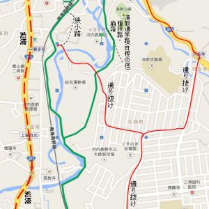 あったらいいな系 計画道路 in 河内長野