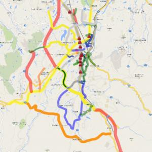 河内長野市 都市計画道路 一覧