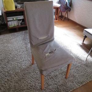 ダイニングの椅子。。 怠け心に負けて とうとうポチってしもた。