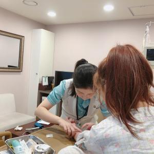 中国からの患者様、無事に手術が終わり帰国しました!