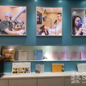 江南区メディカルツアーセンターに広告ブースを設置しております。