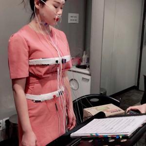 韓国在主の中国の方が受診しに来られました。(2)