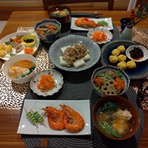 【幼児食】1〜2歳と一緒に食べられるお節風料理 in 台湾