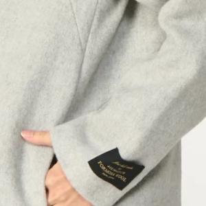 【セール購入品】楽天ファッションでウールコート70%OFF