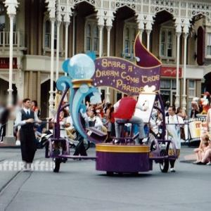 [懐古]WDW旅行2002年ごろ④ Share a dreams come true parade