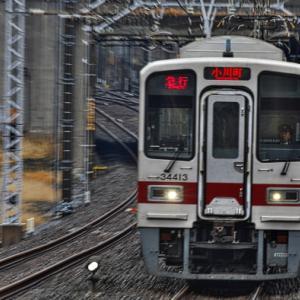 この10年東上線を走る電車大きく変わりましたね!