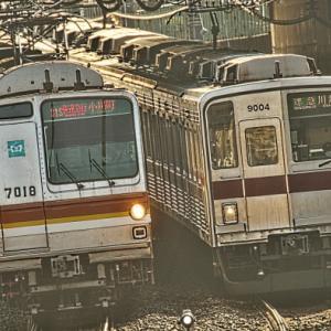 (02/08)131S快速急行は東京メトロ7118F