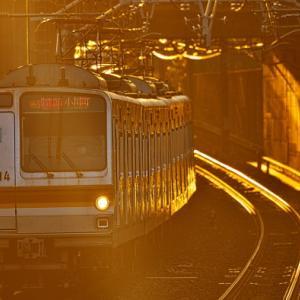 東上線を走る東京メトロ7000系