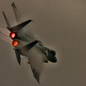 今蘇る!13年前の小松基地F15イーグル!!