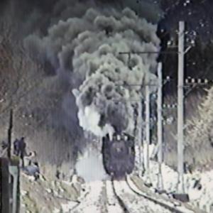 今蘇る!爆煙!!秩父鉄道C58363パレオエクスプレス