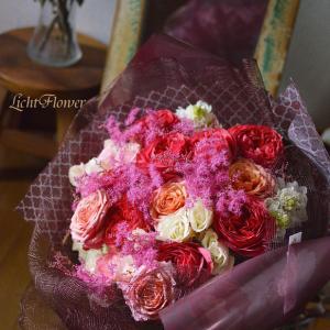 一生の思い出に残る花束