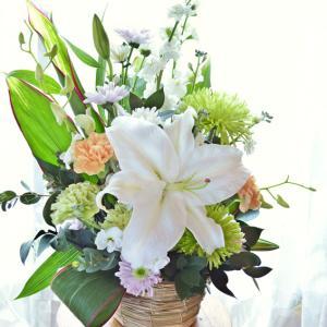 初盆・お盆・お供えのお花を贈る