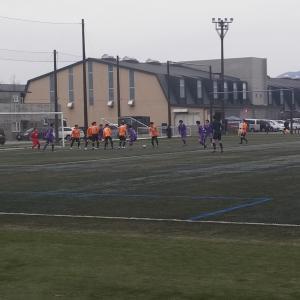 FCガンジュ岩手対富士大学戦