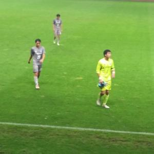 ソニー仙台FC対猿田興業戦 後半