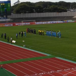 対鹿児島ユナイテッドFC戦