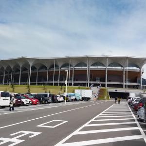 ラインメール青森FC対ソニー仙台FC戦 試合前