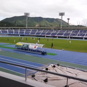 ラインメール青森FC対ソニー仙台FC戦