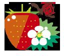 LINE 着せ替え(申請中)恋するイチゴ