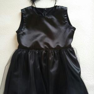ハロウィン黒猫ドレス