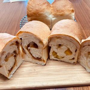 パウンド型で焼ける食パン