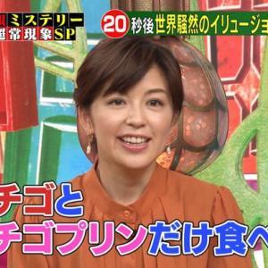 ワールド極限ミステリー3時間スペシャル(TBS:12/2)に出演