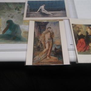 私の好きな絵と憧れの画家たち