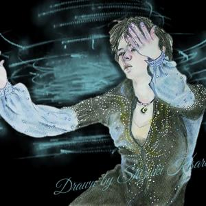 新作絵『Turandot』