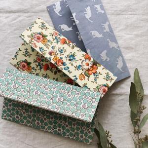 紙で作る袱紗 面白くてハマります