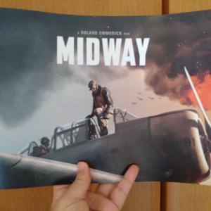 映画 ミッドウェーを見てきました。