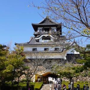 犬山城へ行ってきました。