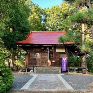 月岡神社にて、御朱印をもらいました