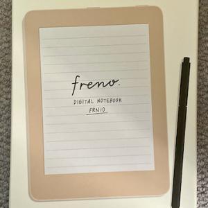 KING JIM(キングジム) デジタルノート「フリーノ」を購入してみた