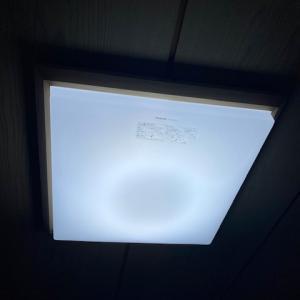 Panasonic HH-CD0857A LEDシーリングライト [8畳]を買ってみた