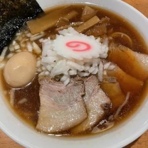 自家製熟成麺 吉岡にて、特製竹岡式ラーメンを食す