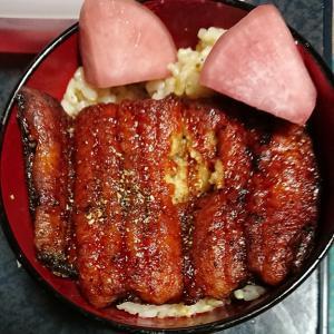 梅が丘ウナギ大和田のランチ うな玉重 土用の丑の日、うなぎ食べる?